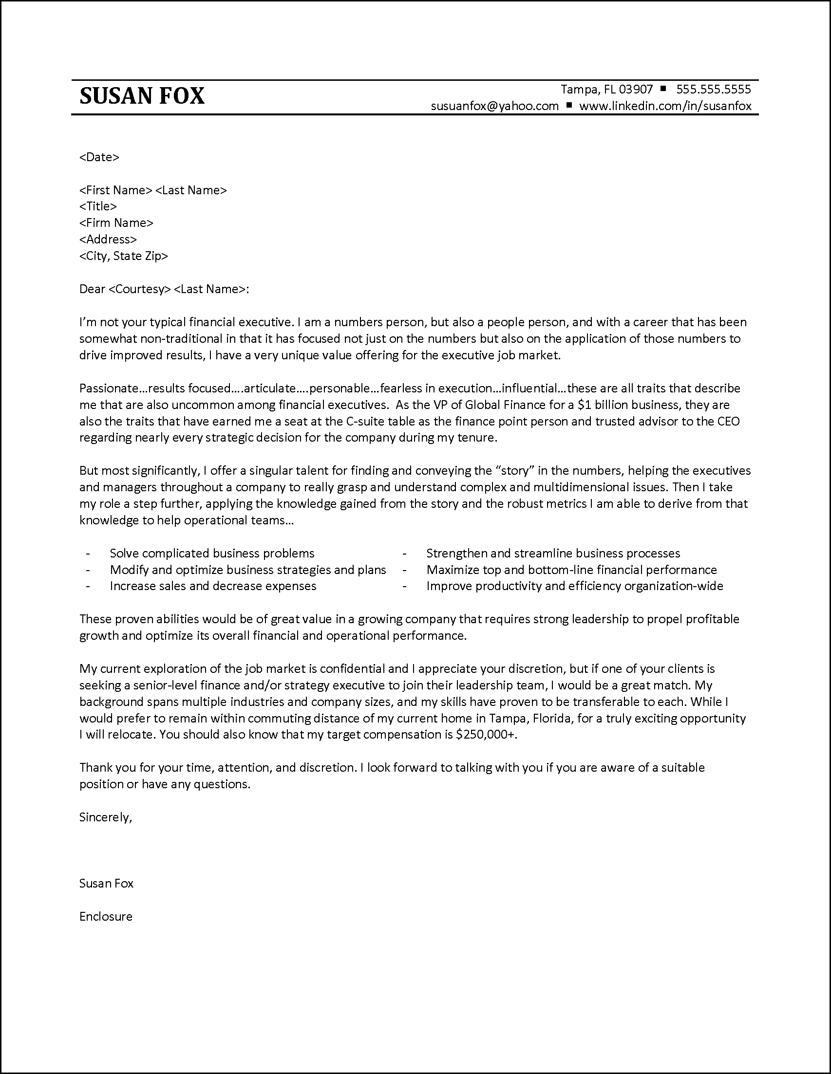 letter png example cover letter to executive recruiter
