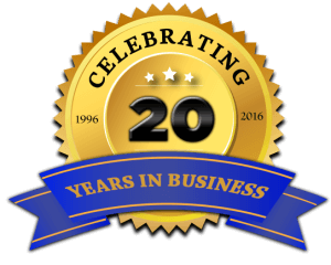 20 years in business - top executive resume writer