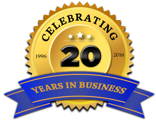 celebrating 20 years in the executive resume writing business