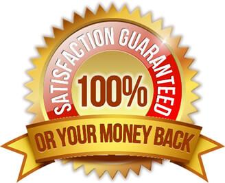 100% Money Back Resume Writing Guarantee
